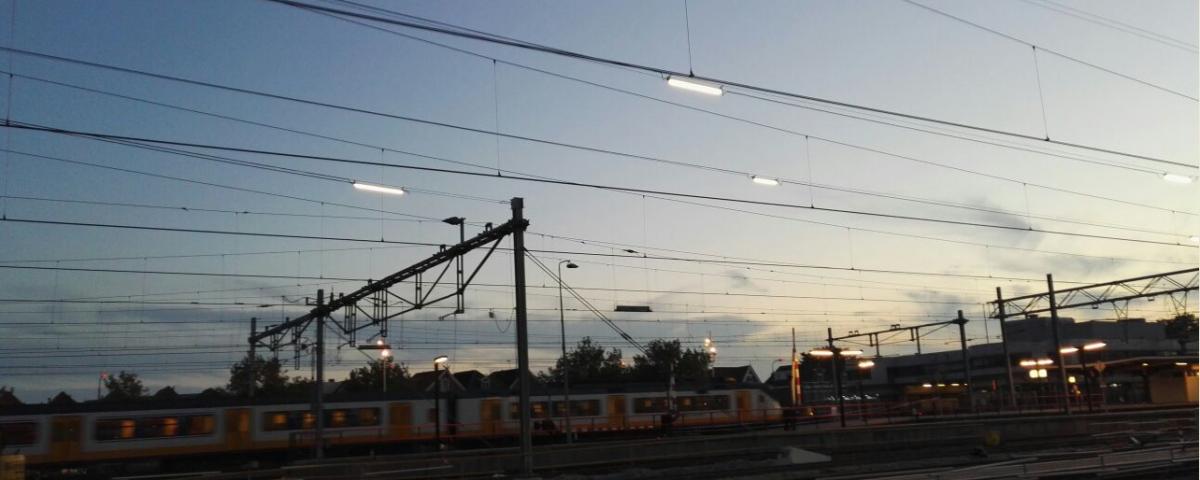 Project emplacement Alkmaar, Spandraad verlichting - Flexcorail ...